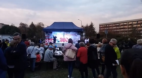 Panie prezydencie Chorzowa! Czemu pan na to zezwolił? Władze województwa śląskiego w szoku. Jest oficjalny protest, do którego my też się przyłączamy.