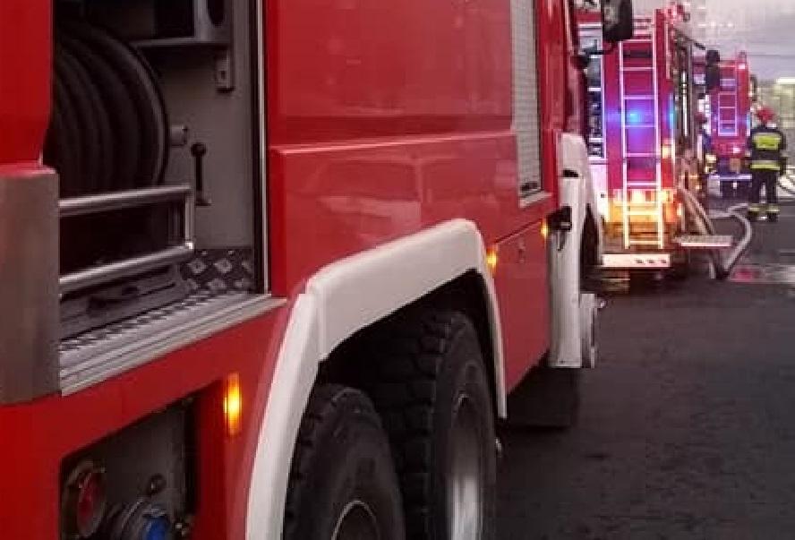 150 osób ewakuowanych ze względu na ryzyko wybuchu gazu w Katowicach.