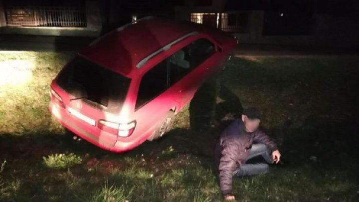 Katowiczanka miała ponad 3 promile i w tym stanie prowadziła samochód.