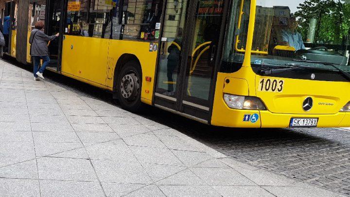 Zmiana przebiegu dwóch ważnych linii komunikacji miejskiej w Katowicach.