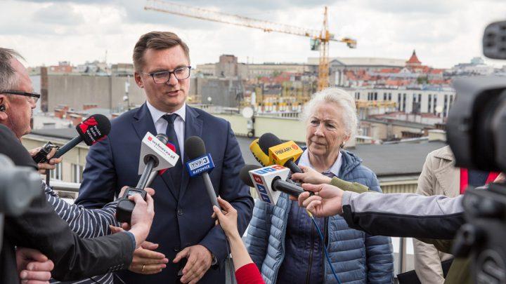 Prezydent się rozlicza. Dziś Marcin Krupa mówił o swoich przedwyborczych obietnicach.
