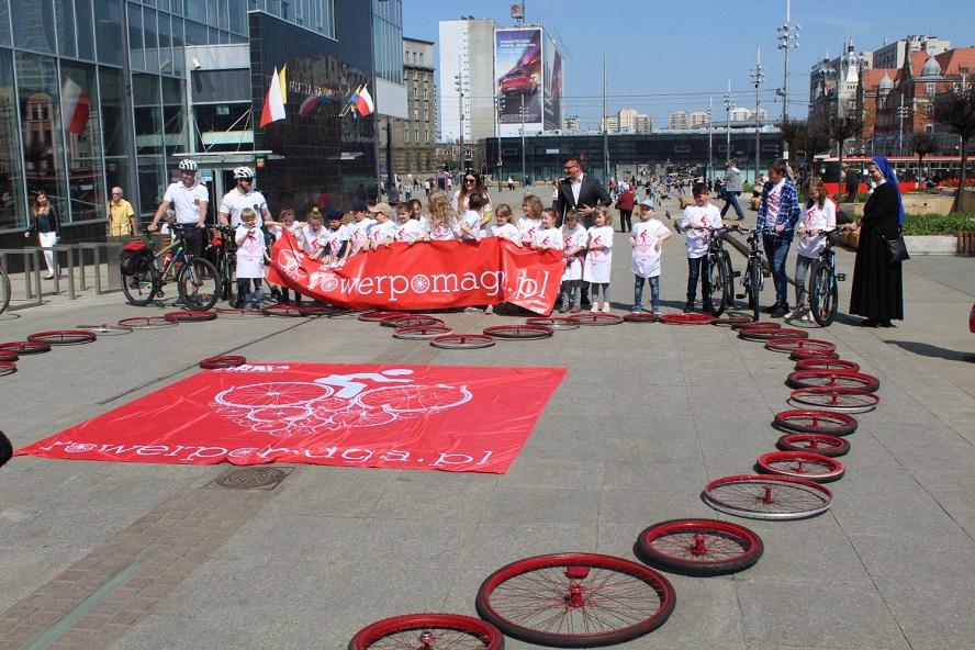 Czy Katowice zostaną Rowerową Stolicą Polski 2019? Możemy wypedałować zwycięstwo.
