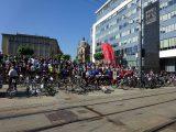 Wspaniały przykład przyjaźni pomiędzy Katowicami a Krakowem. Z Rynku do Rynku – rekreacyjny przejazd rowerowy. Informacja o trasie przejazdu (niektóre skrzyżowania będą zamykane dla innych pojazdów).