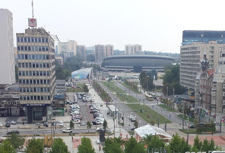 Wiele ulic w Katowicach zostanie zamkniętych dla samochodów i pojazdów komunikacji miejskiej. Zmiany w ruchu.