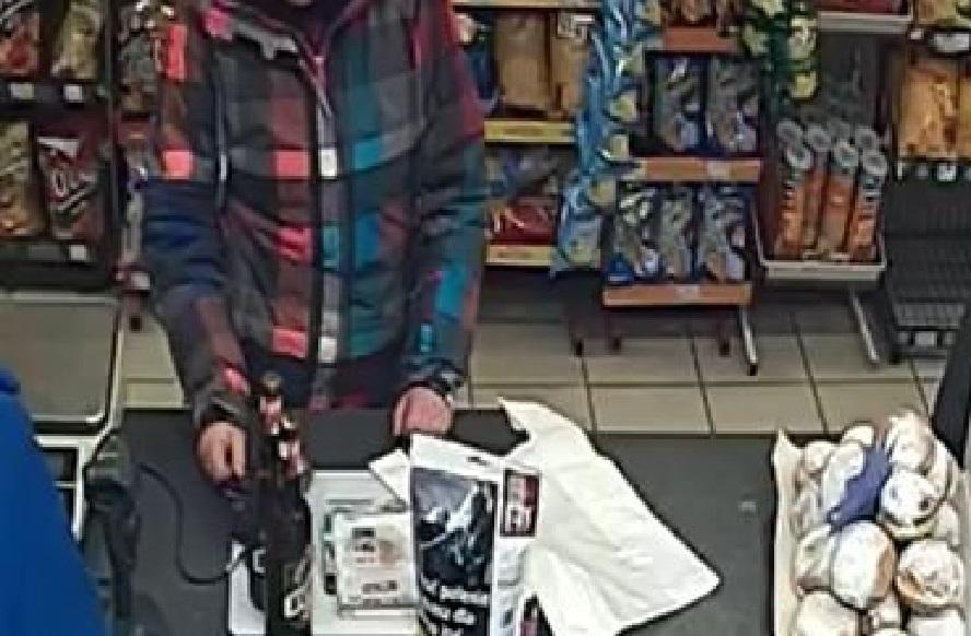 Skradzioną kartę wykorzystał do robienia zakupów w różnych katowickich sklepach. Kolejny złodziej, który pozował do kamer monitoringu.