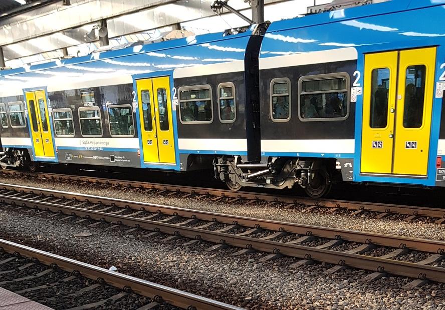 Więcej szlaków kolejowych w naszym regionie, więcej pociągów i więcej przystanków kolei.