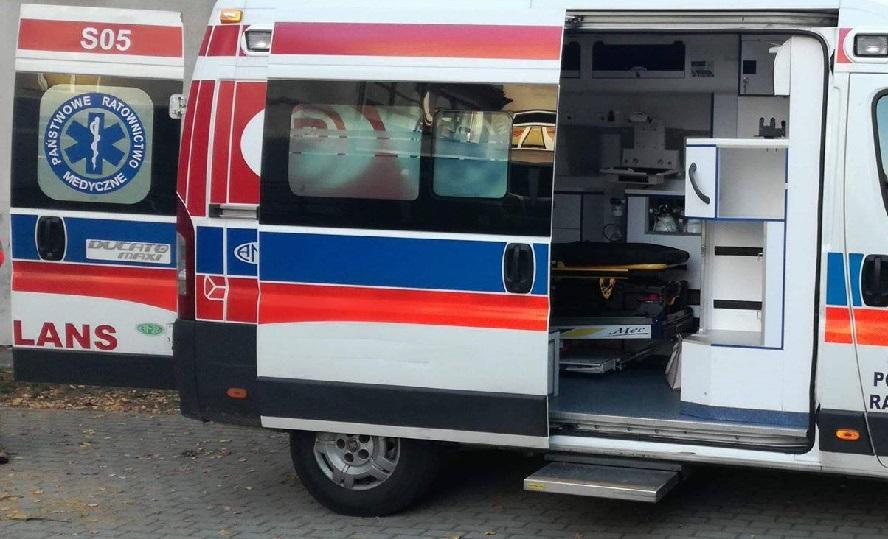 Strzały na ulicach Bielska-Białej. Przynajmniej jeden z nich trafił w cel, jakim był żywy człowiek.