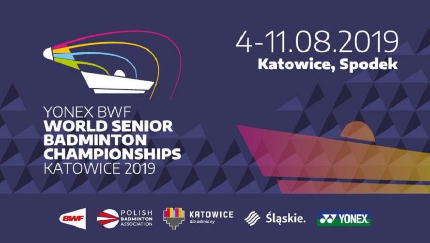 Jutro w Spodku ruszają Mistrzostwa Świata Seniorów w Badmintonie. Wstęp na imprezę bezpłatny.