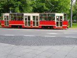 Zasłabł motorniczy tramwaju w Katowicach.