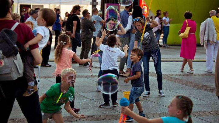 Na katowickim Festiwalu Organizacji Pozarządowych nie zabraknie atrakcji.