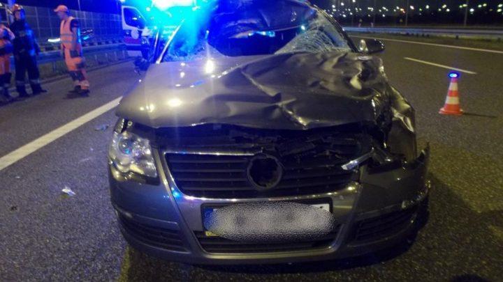 Tragiczny wypadek na autostradzie A4.  Nie powinno do niego dojść. Koniecznie więc trzeba znaleźć odpowiedź na pytanie: dlaczego to się zdarzyło?