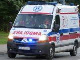 Groźny wypadek w Katowicach. Trwa akcja ratownicza. Możliwe utrudnienia na drodze.
