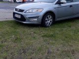 Wielki wielopoziomowy parking w centrum Katowic. Nareszcie.
