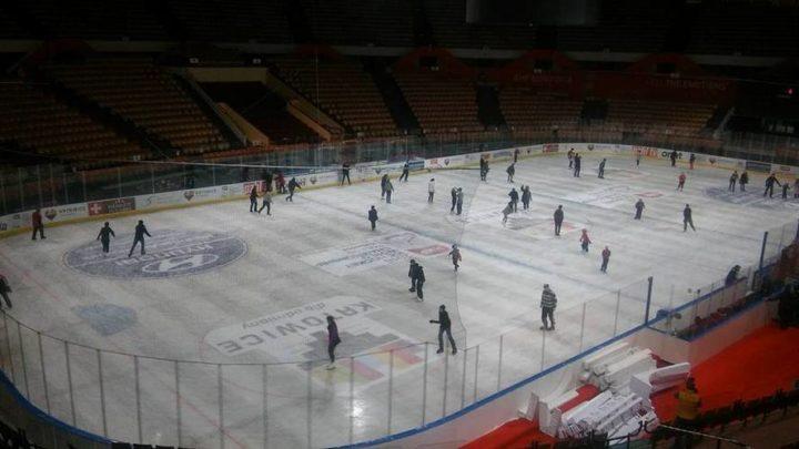Ferie w Katowicach. Lodowiska, boiska, hale sportowe, zajęcia zorganizowane.