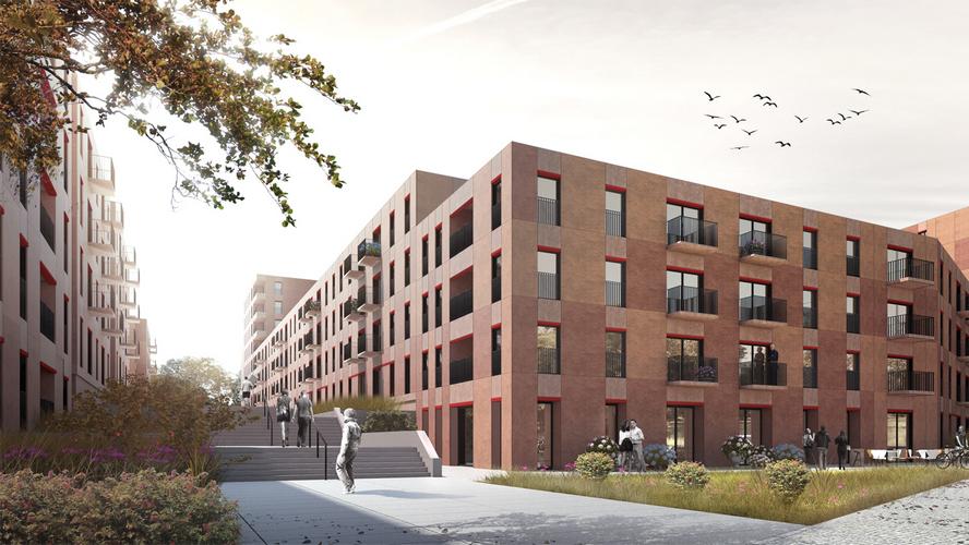 Wiadomo, kto w pierwszej kolejności otrzyma mieszkanie na Nowym Nikiszowcu. Wnioski o przydział będą punktowane.