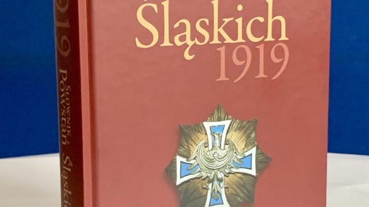 """Nowa publikacja naukowa Biblioteki Śląskiej. """"Słownik Powstań Śląskich""""."""