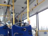 Piraci drogowi w autobusach komunikacji miejskiej.