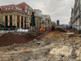 """Oj, """"dzieje się"""" w śródmieściu Katowic. Od jutra dziać się będzie więcej."""