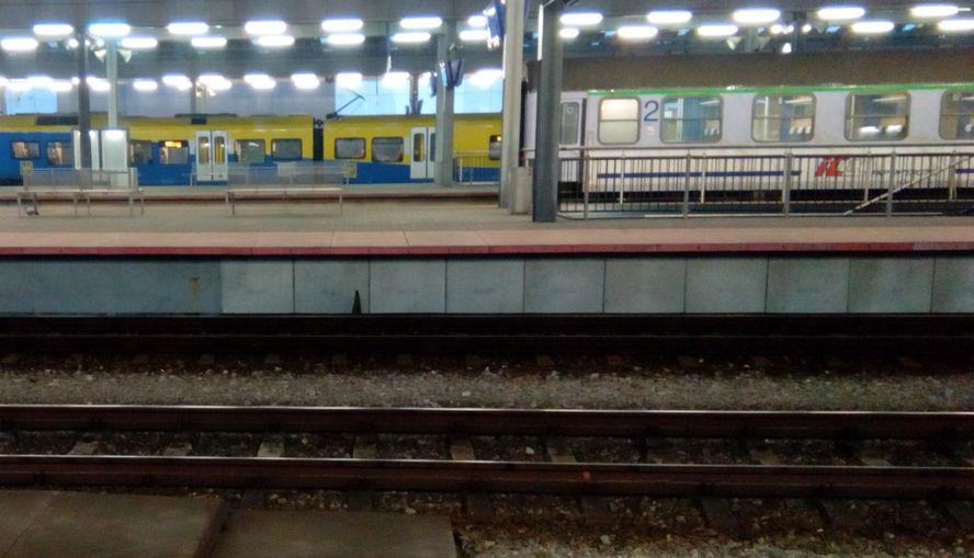 W plecaku, który zauważono podczas sprzątania pociągu, znajdowały się ecstasy oraz amfetamina.