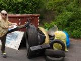 Społeczna akcja sprzątania Katowic trwa