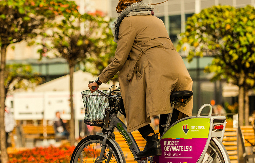 Jak będzie wygląda najnowszy sezon roweru miejskiego w Katowicach? Na czas epidemii zastosowane zostaną specjalne rozwiązania.