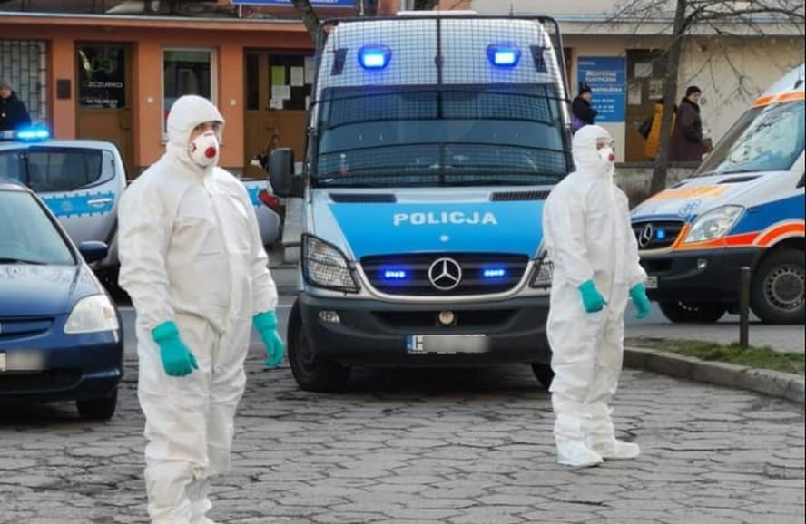 Mieszkaniec Rudy Śląskiej za sprawą koronawirusa trafi na ławę oskarżonych.