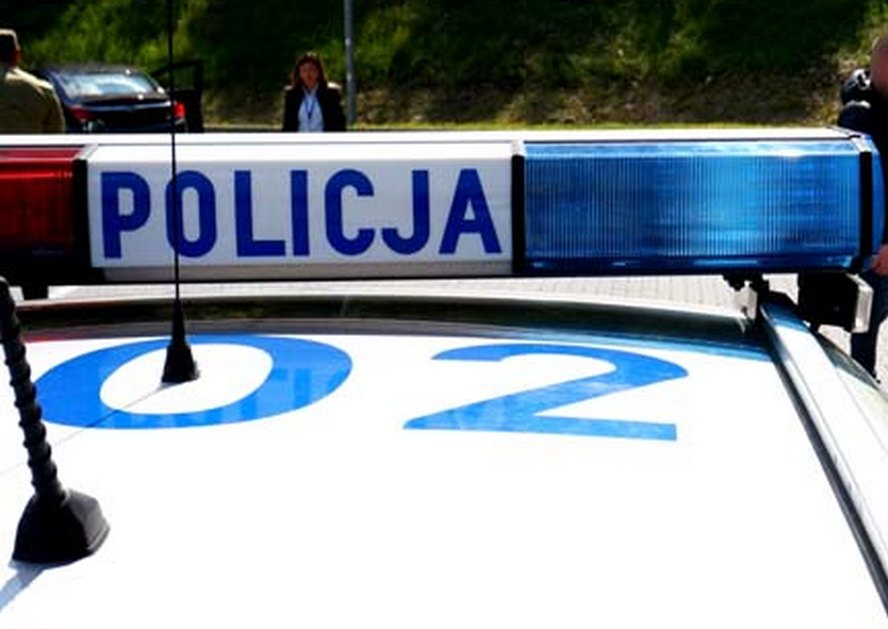 Zabójca policjanta z Raciborza w samochodzie miał broń maszynową.