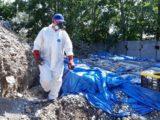 Przestępcza szajka stworzyła gigantyczne i nielegalne składowisko toksycznych odpadów. Łącznie ponad 100 tysięcy litrów trucizny. Było o krok od katastrofy ekologicznej i tragedii.
