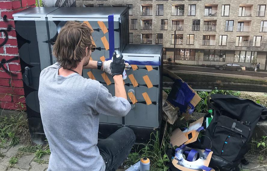 Katowice: Stop wandalizmowi i dewastacji.