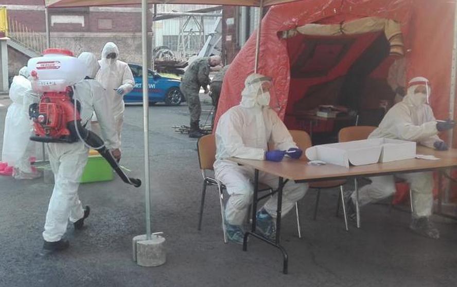 Świetne wieści dotyczące jednego z głównych ognisk epidemii koronawirusa na naszym terenie. Gratulujemy!