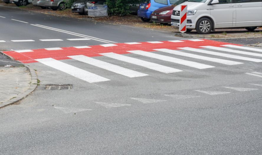 Katowice: Tam doszło do ponad 200 niebezpiecznych zdarzeń drogowych. Rannych zostało kilkadziesiąt osób.