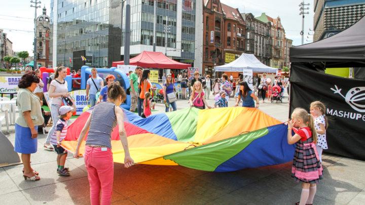 Katowice: Lato w mieście. Na liście bardzo dużo wydarzeń.