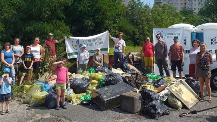 Po Zawodziu czas na sprzątanie kolejnych dzielnic w Katowicach