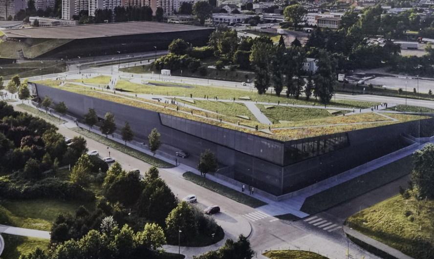 Nowy, bardzo niezwykły skwer, powstanie w centrum Katowic. Dobrze się przyjrzyjcie, a może odgadniecie, dlaczego jest tak niezwykły.