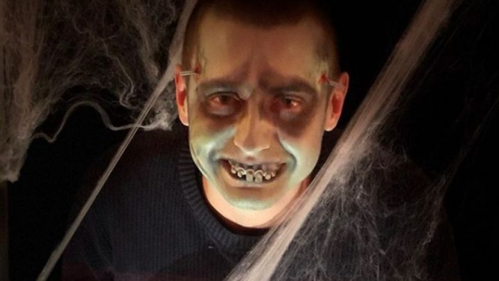 Halloween z Profesorem Kleksem. Pandemia nie dała mu rady.