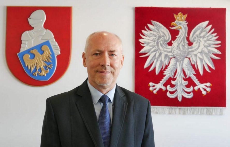 Starosta mikołowski przeprasza za koronawirusa.