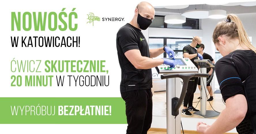 Trening EMS – od stycznia nowy wymiar treningu w Katowicach!