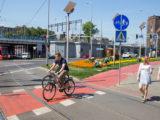 W tym roku w Katowicach znowu powstanie dużo nowych tras rowerowych.