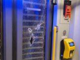 Wandal w spódnicy. 21-letnia kobieta niszczyła tramwaj.