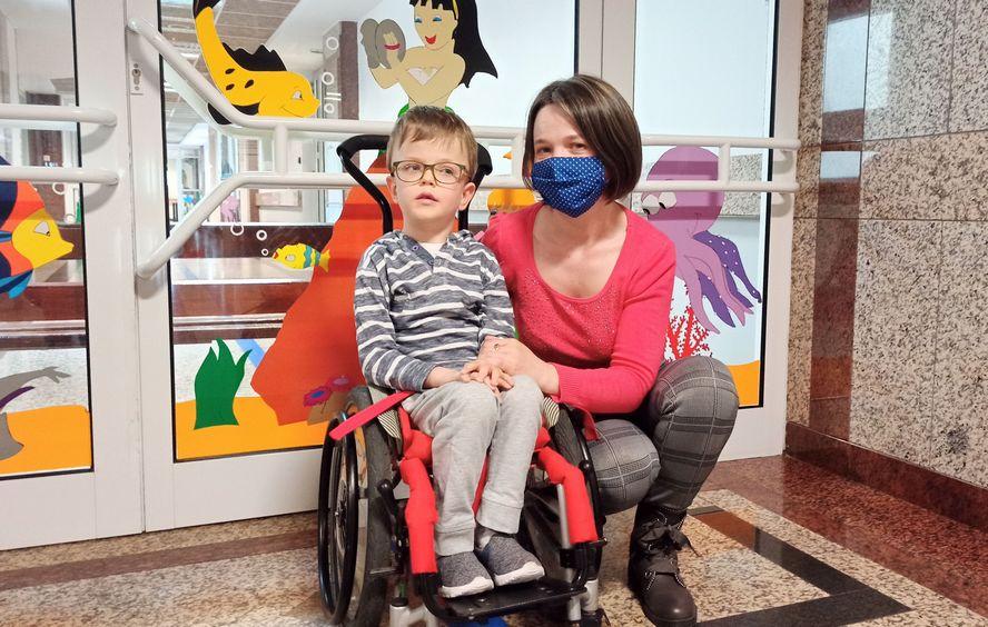 Unikalne zabiegi w Górnośląskim Centrum Zdrowia Dziecka.