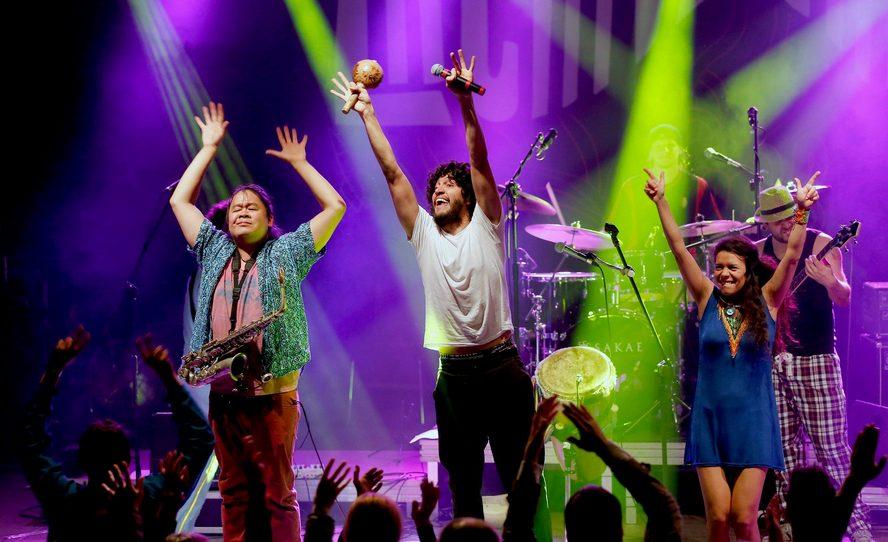 Pierwszy w tym roku festiwal muzyczny z udziałem publiczności w Katowicach.