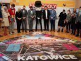 Katowice w kultowej grze Monopoly.